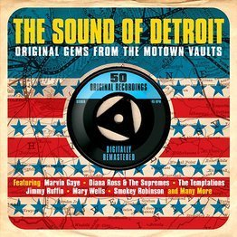 The Sound Of Detroit - Original Gems From The Motown Vaults (2 CD)