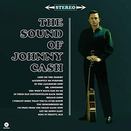 The Sound Of Johnny Cash (LP, czarny winyl, 180 g)