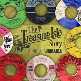 The Treasure Isle Story  (4 CD)