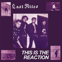 This Is The Reaction (LP, czarny winyl)