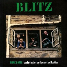 Timebomb: Early Singles And Demos Collection (LP, czarny winyl)