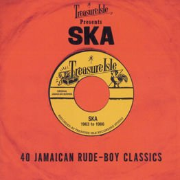 Treasure Isle Presents Ska - 40 Jamaican Rude-Boy Classics (2 CD)