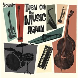 Turn On The Music Again (LP, czarny winyl)