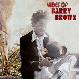Vibes Of Barry Brown (LP, czarny winyl)