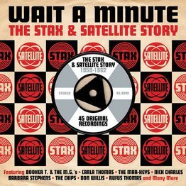 Wait A Minute: The Stax & Satellite Story  (2 CD)