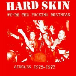 We're The Fucking Business (Singles 1975-1977)  (LP, czarny winyl) (LP, czarny winyl)