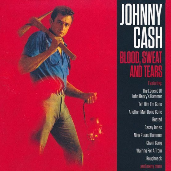 Blood, Sweat And Tears / The Sound Of Johnny Cash (2CD)