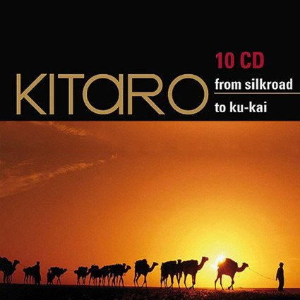 From Silkroad To Ku-Kai (10 CD)