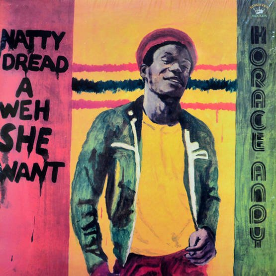 Natty Dread A Weh She Want (LP, czarny winyl)