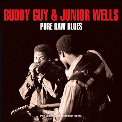 Pure Raw Blues (2 LP)