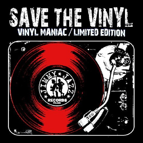 Save The Vinyl (bokserka damska)