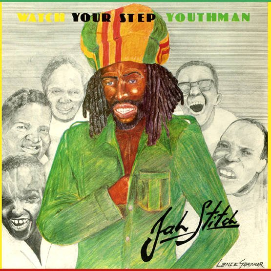 Watch Your Step Youthman (LP, czarny winyl)